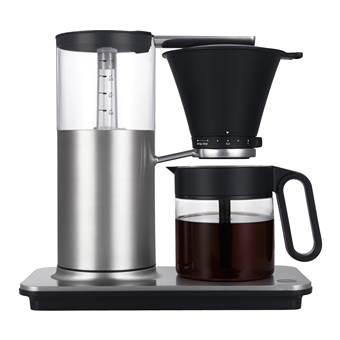 Wilfa CCM-1500S Classic Filter Koffiezetapparaat | Glas, Kunststof, Metaal