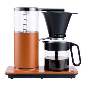 Wilfa CMC-100TC Classic + Filter Koffiezetapparaat | Glas, Kunststof, Metaal