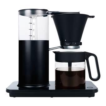 Wilfa CMC-1550B Classic + Filter Koffiezetapparaat | Glas, Kunststof, Metaal