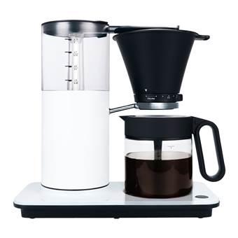 Wilfa CMC-1550W Classic + Filter Koffiezetapparaat | Glas, Kunststof, Metaal