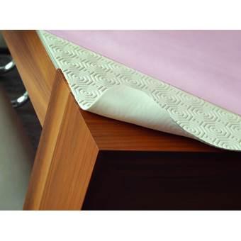 d-c-fix – Tafelbeschermer – Murono – Wit – 140×300 cm