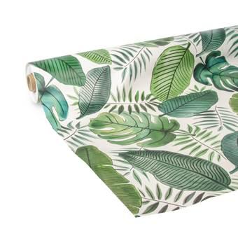 d-c-fix – Tafelzeil – Java Botanisch – Groen – 140×300 cm