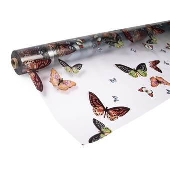 d-c-fix – Tafelzeil – Vlinder – Multicolour – 140×300 cm