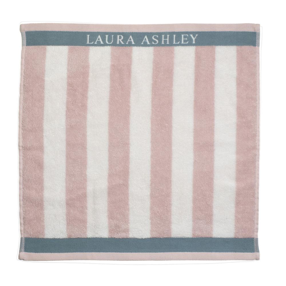 Laura Ashley Heritage Keukendoek Blush Strepen 50x50 cm