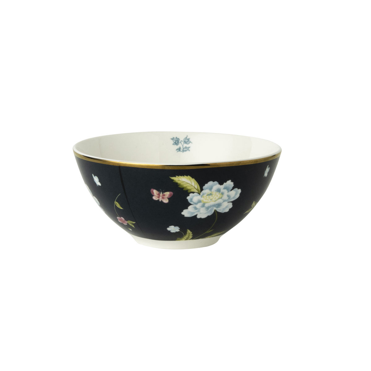 Laura Ashley Heritage Kom 13 cm Midnight Uni 42 cl