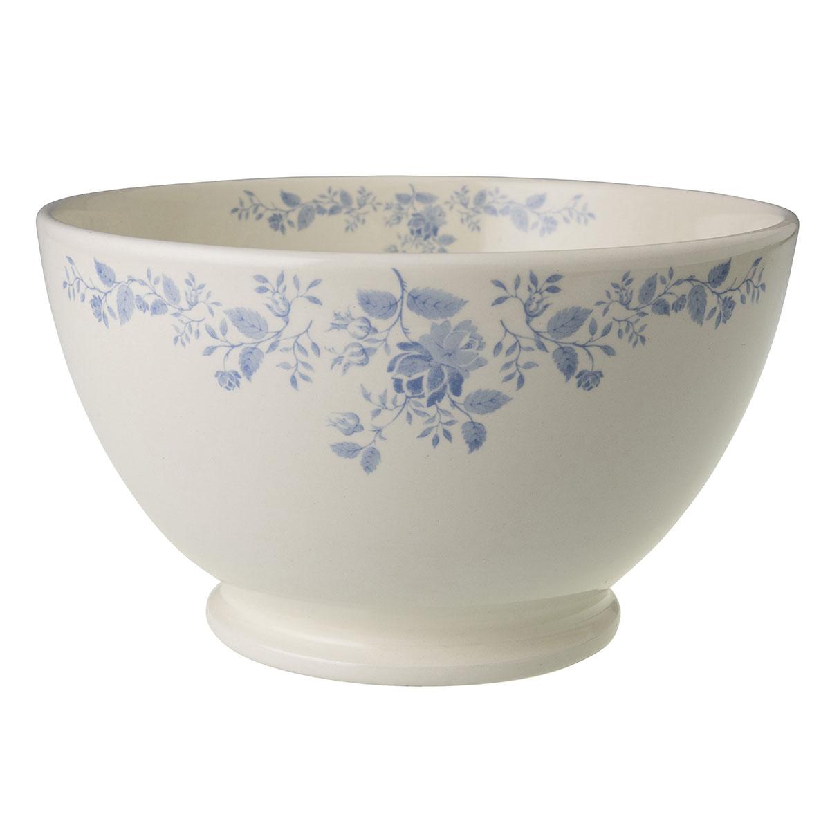Royal Boch Fleurs Bleues Schaal op Voet Decor 22